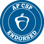 AP CSP - College Board Endorsed seal